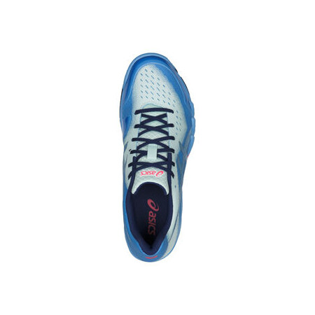 aaef4795e5476 Asics Gel Blade 6 Women's Shoes Blue Bell Silver | Great Discounts ...