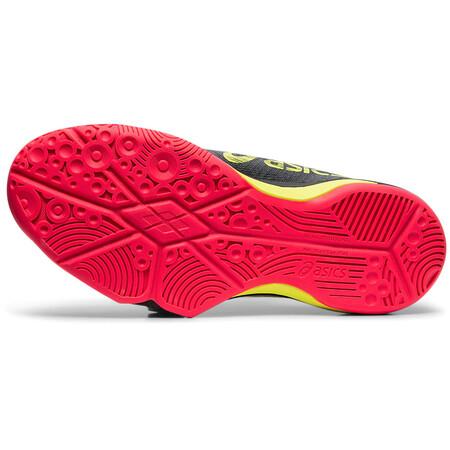 Asics Gel Fastball 3 Women's Shoes Black Sour Yuzu