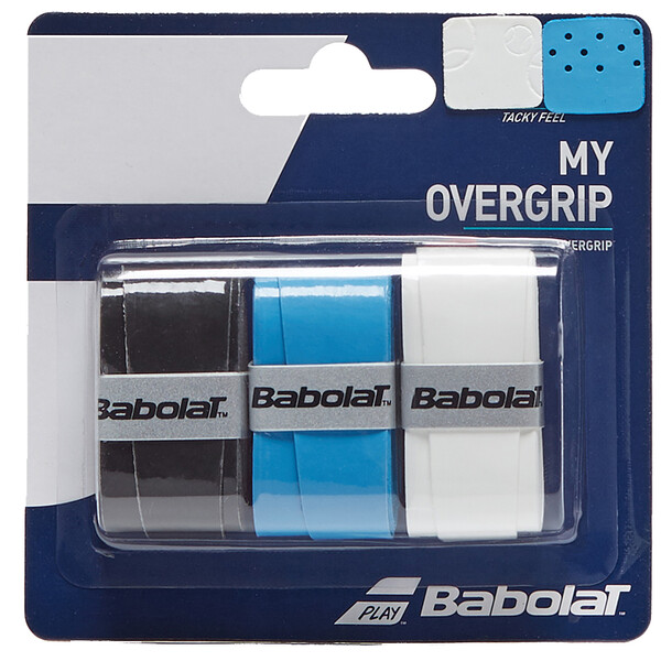 Babolat My Overgrip Black Blue White