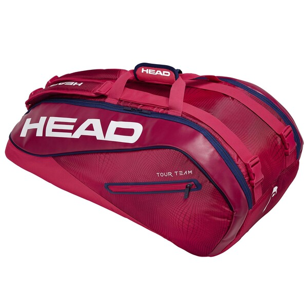 Head Tour Team 9R Supercombi Raspberry Red Navy