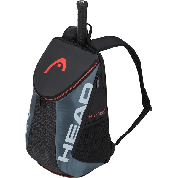 Head Tour Team Backpack Black Grey