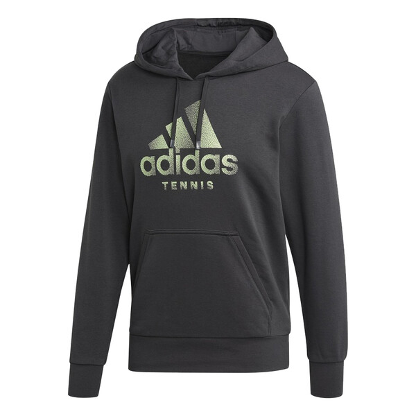 Adidas Men's Category Hoodie Carbon