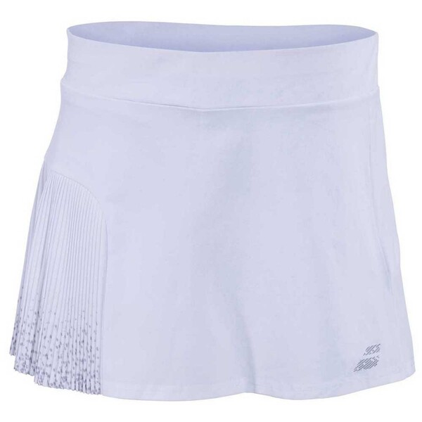 "Babolat Women's Performance Skirt 13"" White"
