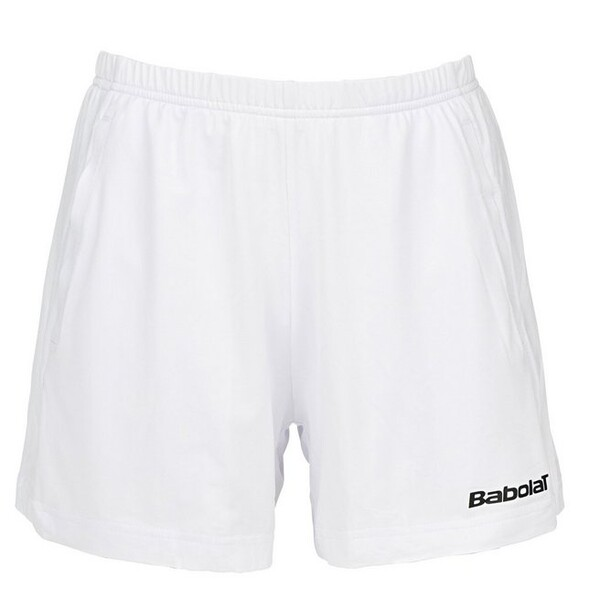 Babolat Short Match Core Girl - White