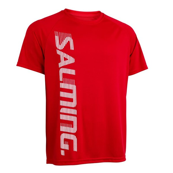 Salming Men's Training Tee 2.0 Red