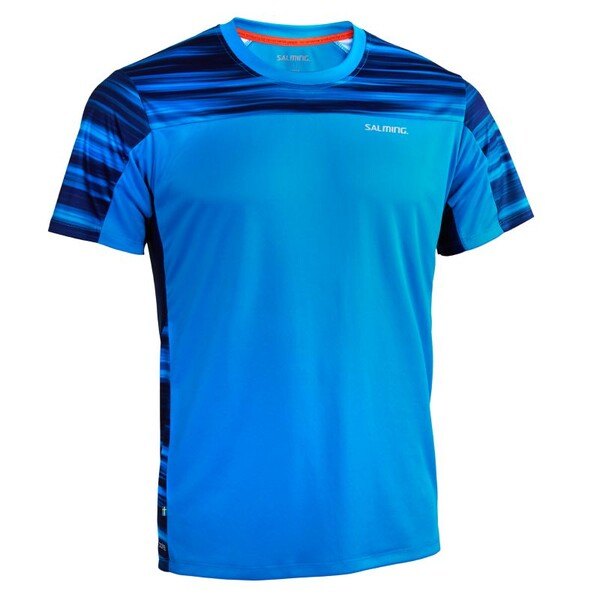 Salming Men's Motion Tee Blue