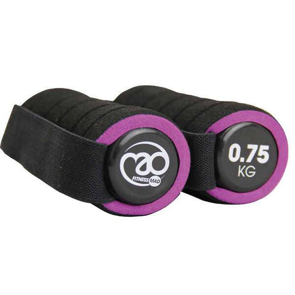 Fitness Mad Pro Hand Weight 2 X 0.75kg
