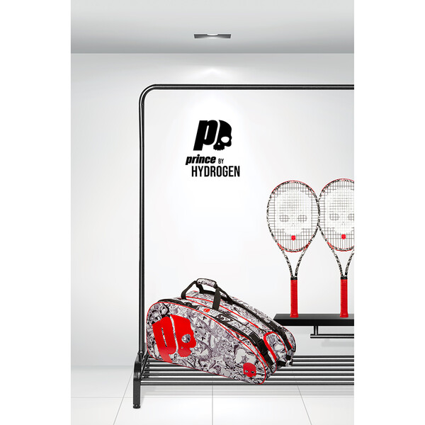 Prince By Hydrogen O3 Tattoo 290 And Racket Bag Bundle (Two Rackets)