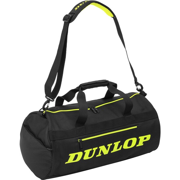 Dunlop SX Performance Thermo Duffle Bag Black Yellow