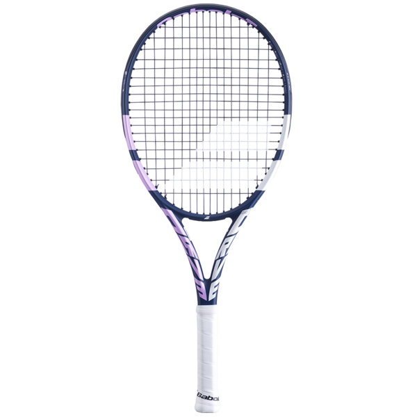 Babolat Pure Drive Junior 26 Tennis Racket 2021 Estate Blue Pink White