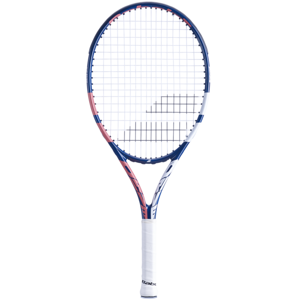 Babolat Drive Junior 25 Tennis Racket 2021 Estate Blue Pink White