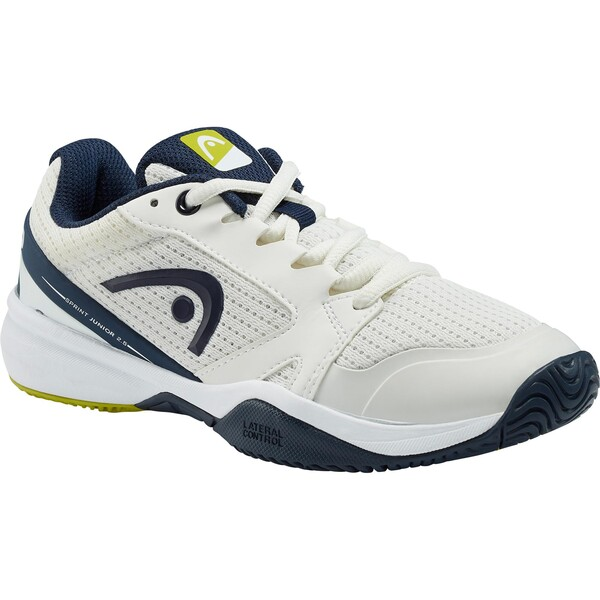 Head Kids Sprint 2.5 Tennis Shoes - White Dark Blue