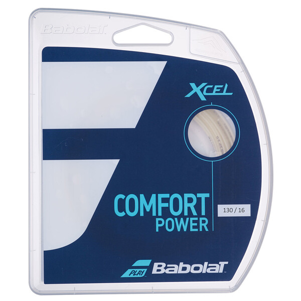 Babolat Xcel Tennis String Set 1.30 Natural