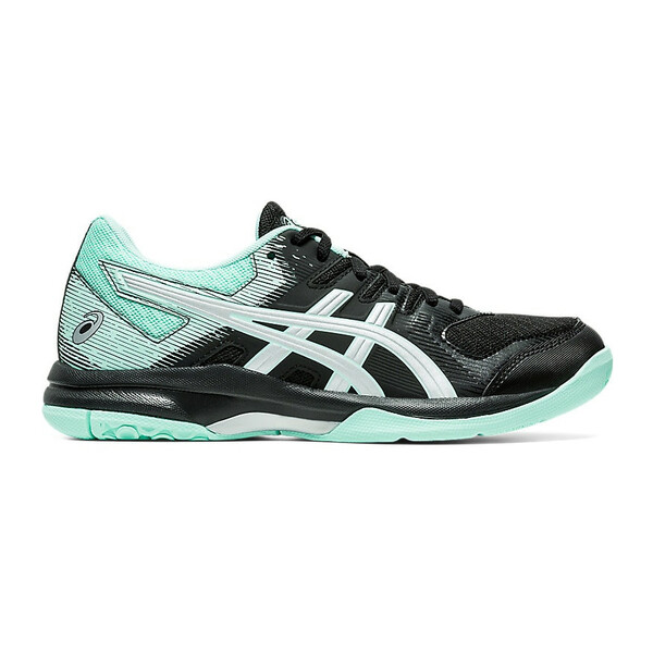 Asics Gel Rocket 9 Women's Shoes Black Fresh Ice