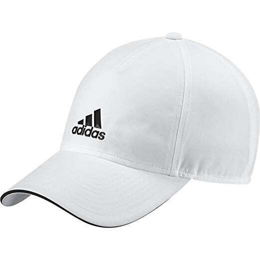 ee1af5c8 Adidas C40 Climalite Cap White | Great Discounts - PDHSports
