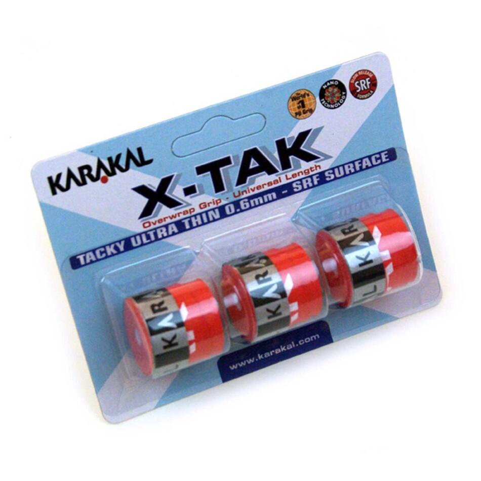 6b5ba3a3ab Karakal X-Tak Overwrap Grip
