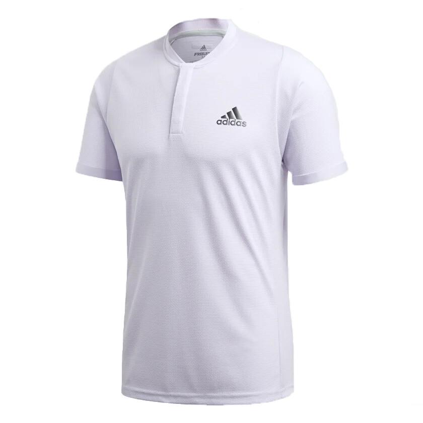 cristiandad Alternativa foro  Adidas FreeLift Heat Ready Men's Polo Purple Tint   Great Discounts -  PDHSports