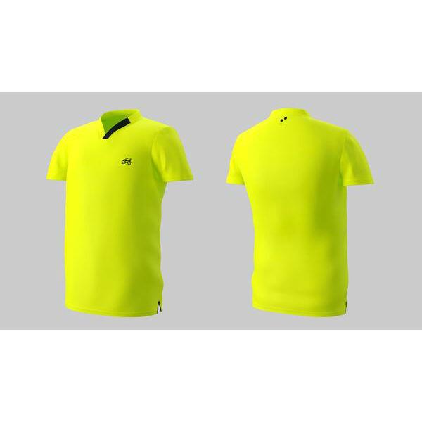 58ae41b969b7 Eye Rackets Performance Line T-Shirt Neon Yellow Black CTEY12853