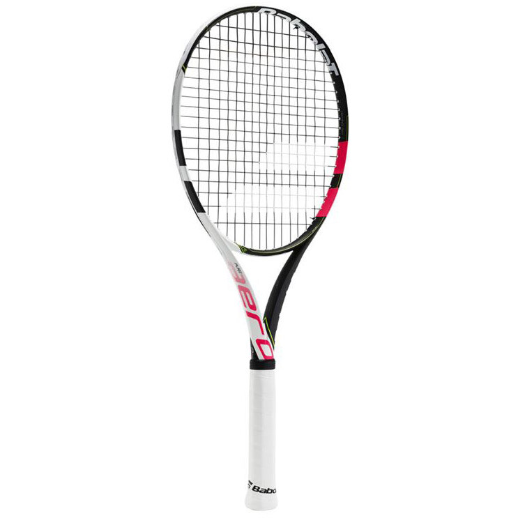 Babolat Pure Aero Lite Tennis Racket - Pink Black RTBA10319 a7f304c071724