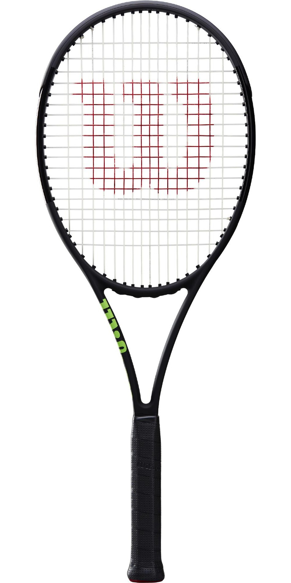 Wilson Blade 98 16x19 CV Tennis Racket - Black Frame Only | Great ...