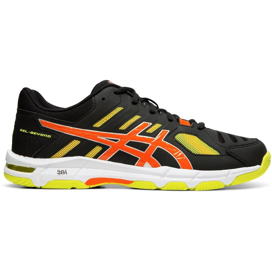 dd8520b50e Asics Gel Beyond 5 Men's Indoor Court Shoes Black Koi