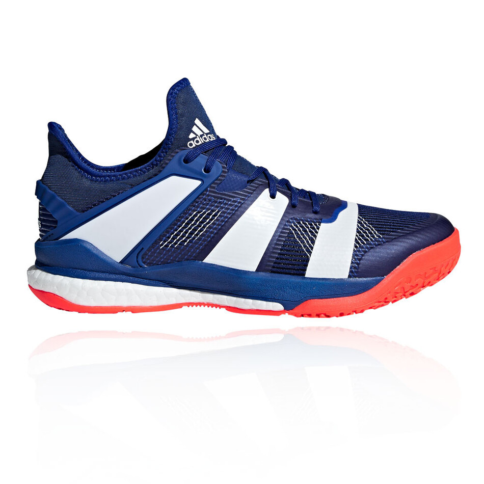 df895986f Adidas Stabil X Blue Men s Indoor Shoes