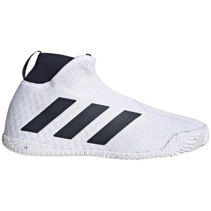 Laceless Tennis Shoes White