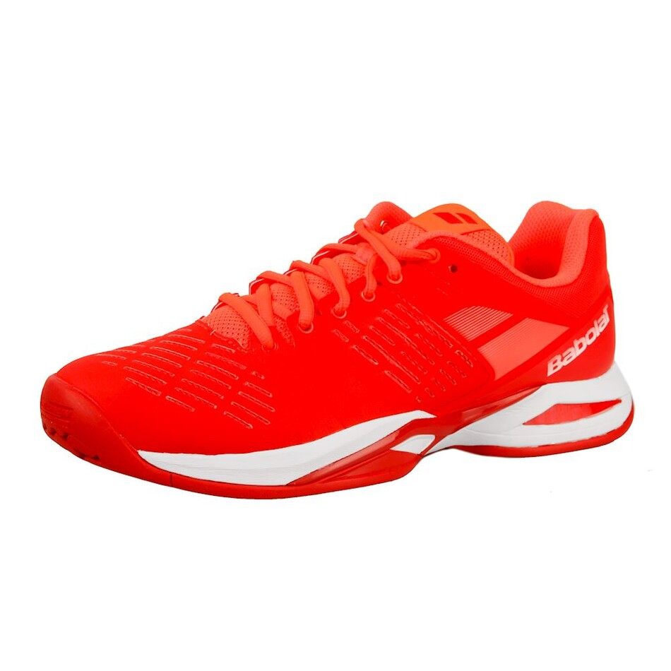 Babolat Propulse Team All Court Men S Tennis Shoes Red Great