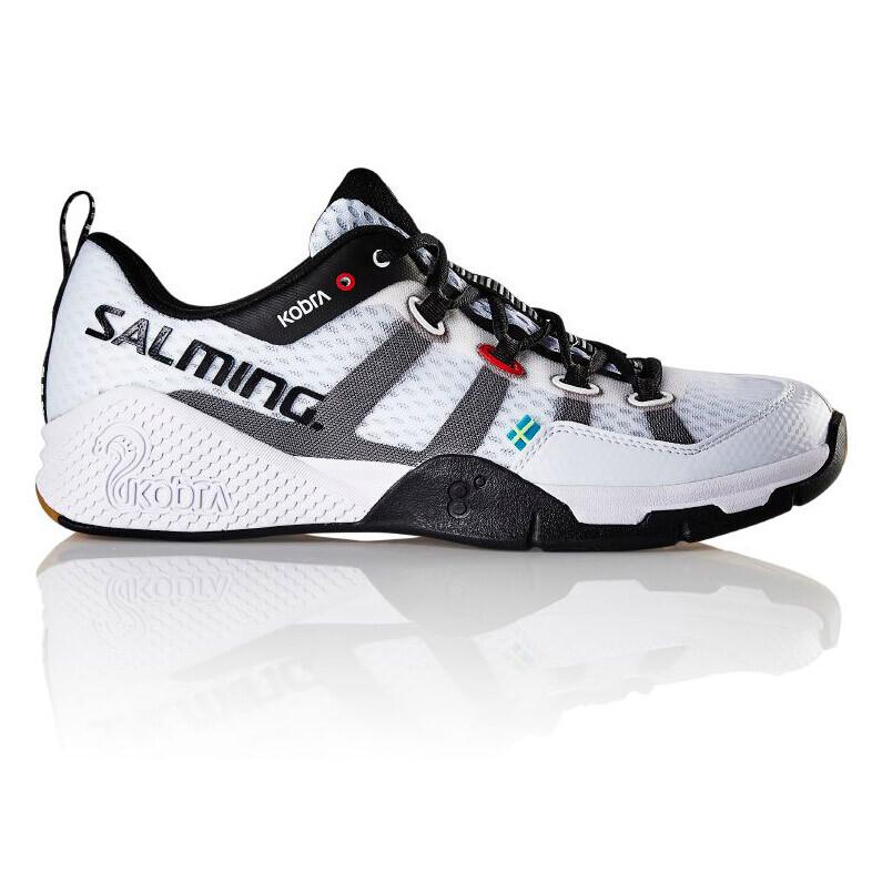 55954e10c6fd Salming Kobra Men s Indoor Shoes - White SMSA8318