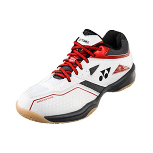 Yonex Power Cushion SHB 36 Mens Badminton Shoes White Red