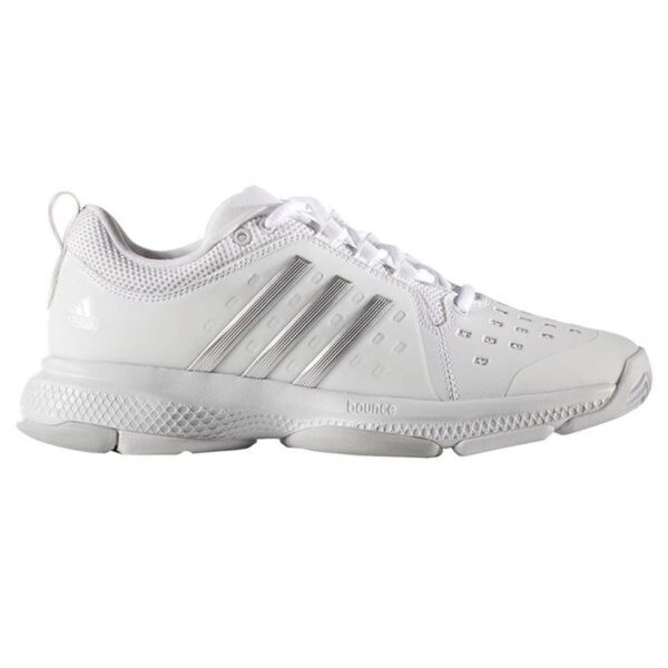 finest selection 4f2f1 8fe96 Adidas Barricade Classic Bounce Womens Tennis Shoes SWAD8520