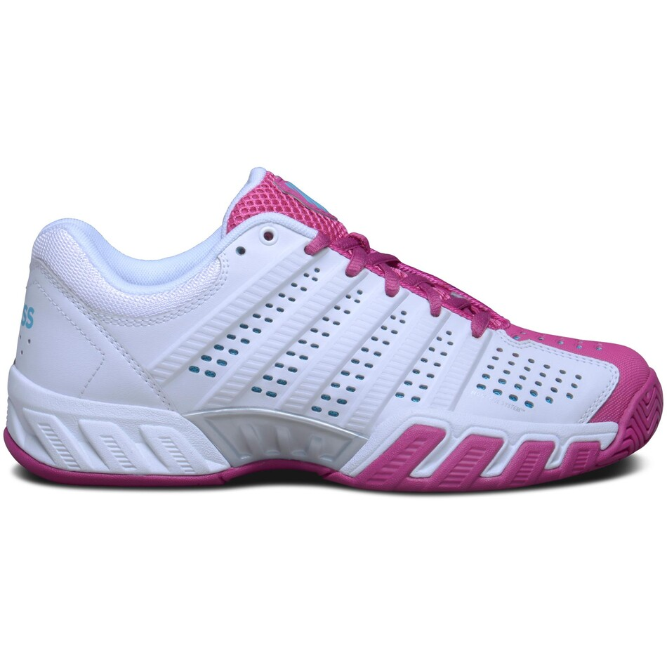 k swiss s bigshot light 2 5 tennis shoes white