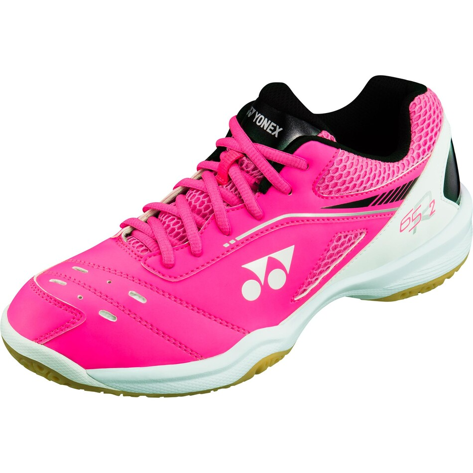 complimentary shipping designer fashion good reputation Yonex Women's Power Cushion 65 R2 Badminton Shoes Pink