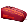 Wilson Tour 12 Racket Bag Maroon