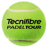 Tecnifibre Tour Padel Ball - 3 Ball Can