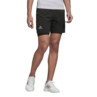 Adidas Men's Ergo Heat Ready Two-In-One Shorts Legend Earth