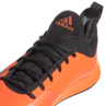 Adidas Men's Defiant Generation Tennis Shoe Solar Red