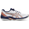 Asics Gel Court Speed FF Women's Tennis Shoes White Rose Gold